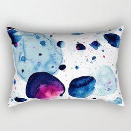 Moon Speckles Rectangular Pillow