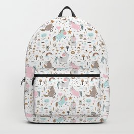 Unicorn Fun Backpack