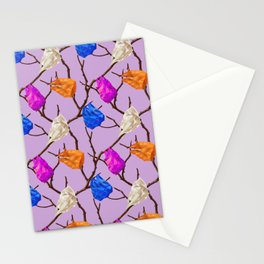 Plastic Bag Trees Stationery Cards