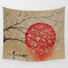 Japan Wall Tapestry