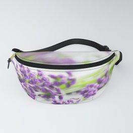 Lavender herb still life Fanny Pack