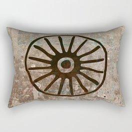 Simbologia Tribal 1 (Islas Canarias) Rectangular Pillow