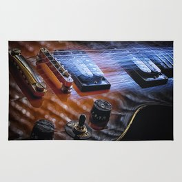 The Power of Music Rug