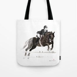 Horse (Jumper II) Tote Bag