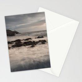 Sea foam on Bracelet Bay Stationery Cards