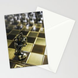 Chess horse Stationery Cards