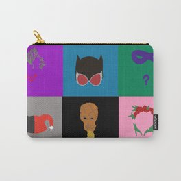Gotham Villains Carry-All Pouch