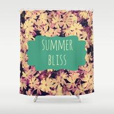 Summer Bliss Shower Curtain