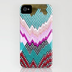 Isometric Harlequin #5 iPhone (4, 4s) Slim Case