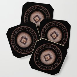 Ingwaz Elder Futhark Rune Male fertility, gestation, internal growth. Common virtues, common sense Coaster