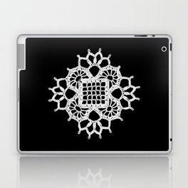 Florentine Doily Laptop & iPad Skin