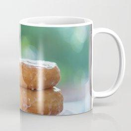 Fluffy donut Coffee Mug