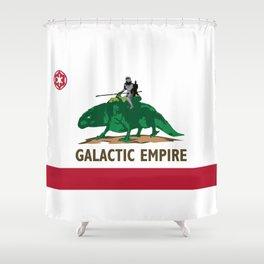 Dewback Republic Shower Curtain