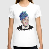 lynch T-shirts featuring David Lynch by Coco Dávez