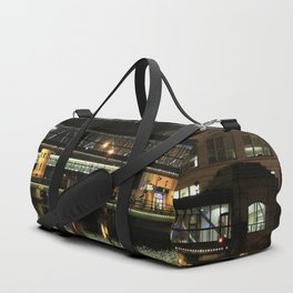 Walkways Over Water Duffle Bag