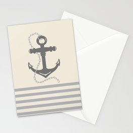 AFE Anchor and Chain Stationery Cards