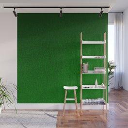 Emerald Green Ombre Design Wall Mural