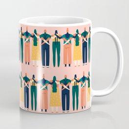 Sisters around the world Coffee Mug