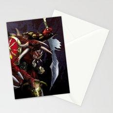 One Misunderstood Monster Stationery Cards