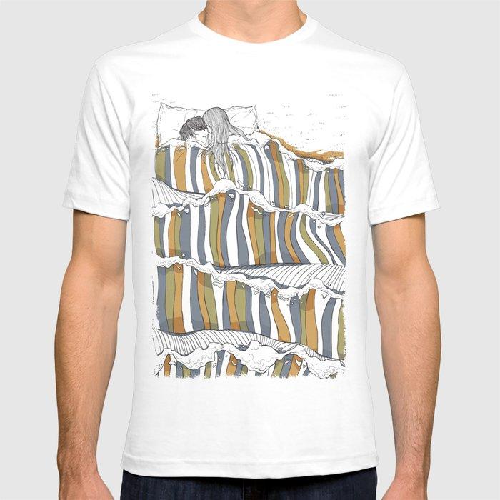 Ocean of love T-shirt