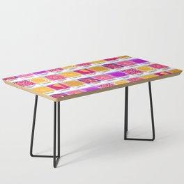 Pantone cafe Coffee Table