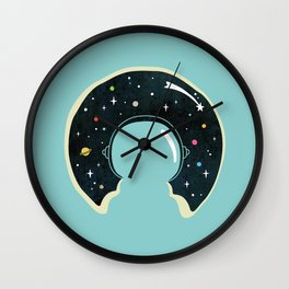 Astronut Wall Clock