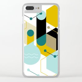 Chemistry Clear iPhone Case
