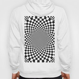 Vertigo Optical Art Hoody