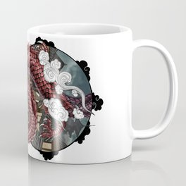 Japanese Dragon 竜 Coffee Mug