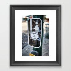 Wishful Thinking Framed Art Print