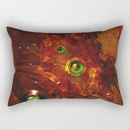 Manometer Rectangular Pillow