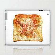 yoda toast Laptop & iPad Skin