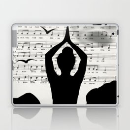 Sister moon Laptop & iPad Skin