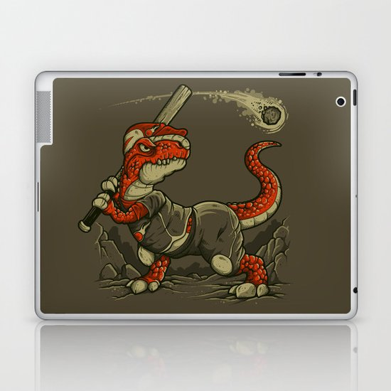 WAITING FOR THE ASTEROID  Laptop & iPad Skin