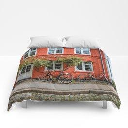 Colors of Copenhagen Comforters