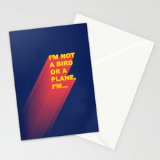 Super Man Stationery Cards