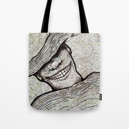 Knoxville, Tennessee Tote Bag