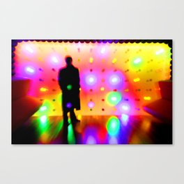 Club 1 Canvas Print