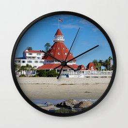 Hotel del Coronado Wall Clock