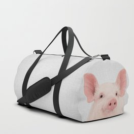 Pig - Colorful Duffle Bag