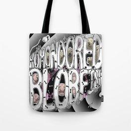 Komondored Blobfish Logo Tote Bag