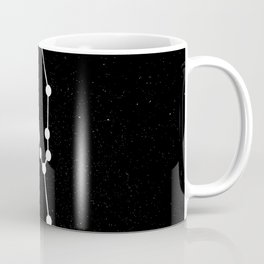 TAURUS (BLACK & WHITE) Coffee Mug