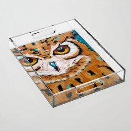 Hunter's Stare Acrylic Tray