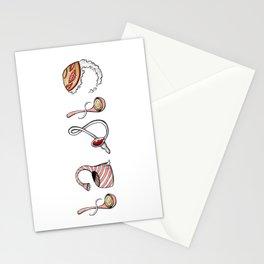 Cook Bake Taste Celebrate Stationery Cards