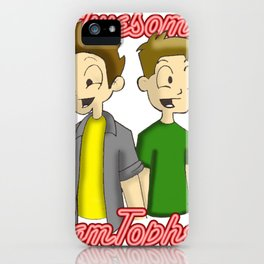 Awesome JamTopher iPhone Case