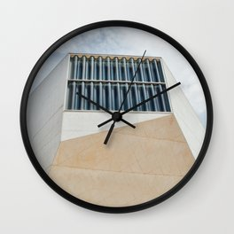 House of Music in Porto | Rem Koolhaas Architect Wall Clock