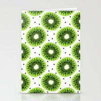 kiwi Stationery Cards featuring Kiwi by beach please