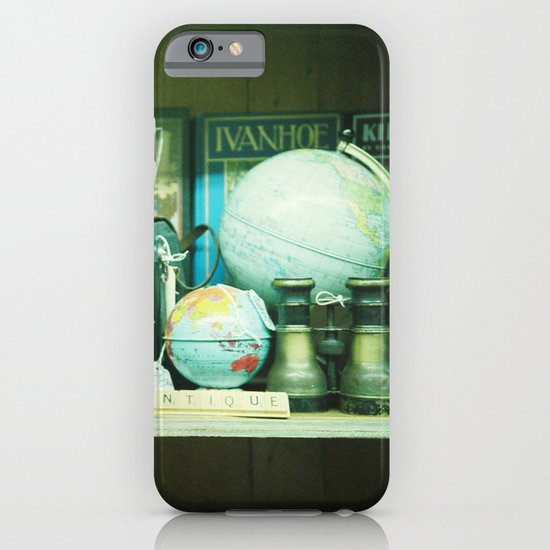 My Antique iPhone & iPod Case