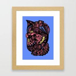 Thing-a-ma-jig Framed Art Print