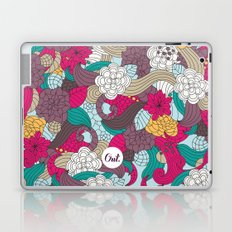 out mini garden Laptop & iPad Skin